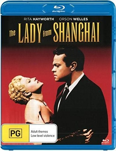 Lady from Shanghai Blu Ray [Import]
