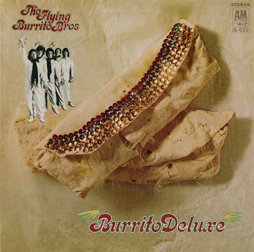 The Flying Burrito Brothers - Burrito Deluxe [LP]