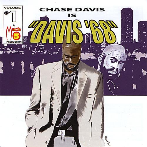 Chase Davis Is Davis '68