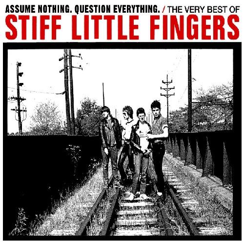 Stiff Little Fingers - Very Best Of Stiff Little Fingers [Import]