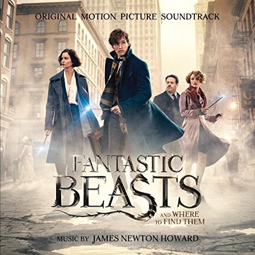 Fantastic Beasts and Where to Find Them (Original Motion Picture Soundtrack) [Import]