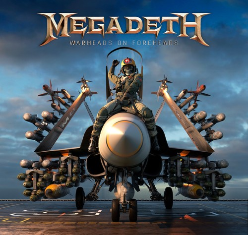 Megadeth - Warheads On Foreheads [3CD Clean]