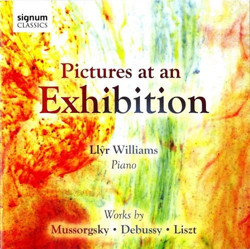 Llyr Williams - Pictures At An Exhibition