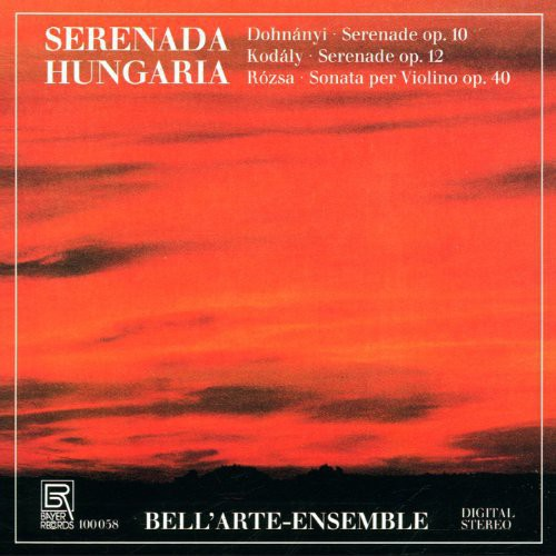 Serenades & Sons for Stri