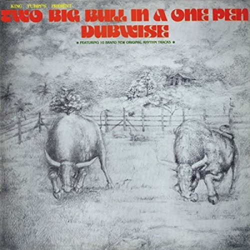 King Tubby - Two Big Bull In A One Pen (Dubwise Versions)