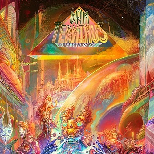 Dan Terminus - The Wrath Of Code [Vinyl]