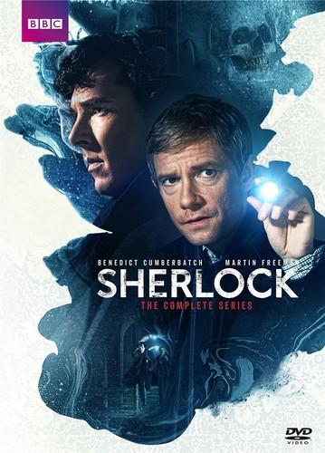 Sherlock: The Complete Series