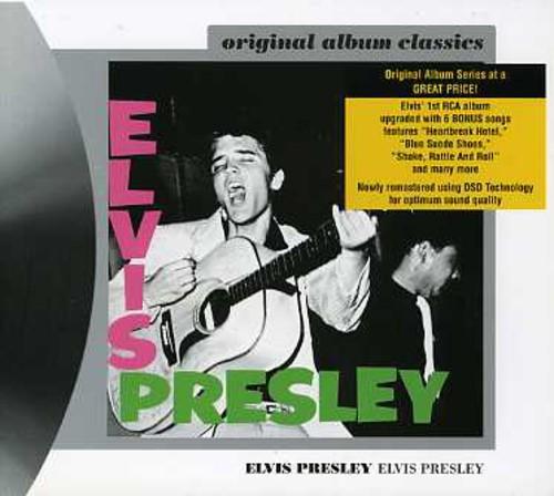 Elvis Presley - Elvis Presley [Import]