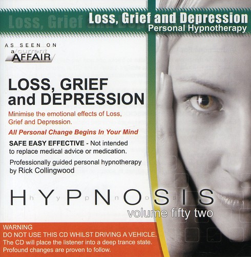 Loss Grief & Depression Hypnosis