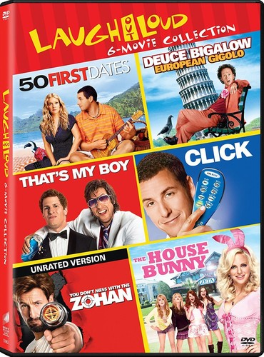 50 First Dates /  Deuce Bigalow: European Gigolo /  Click /  That's My Boy /  The House Bunny /  You Don't Mess With the Zohan