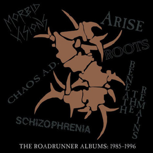 The Roadrunner Albums: 1985-1996 [Explicit Content]