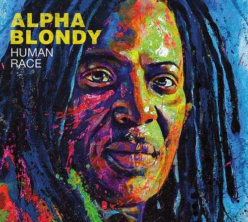 Alpha Blondy - Human Race [Digipak] (Fra)