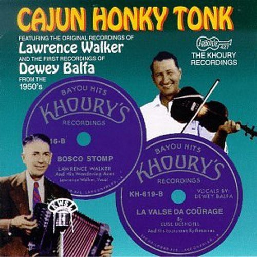 Cajun Honky Tonk: Khoury Recordings /  Various