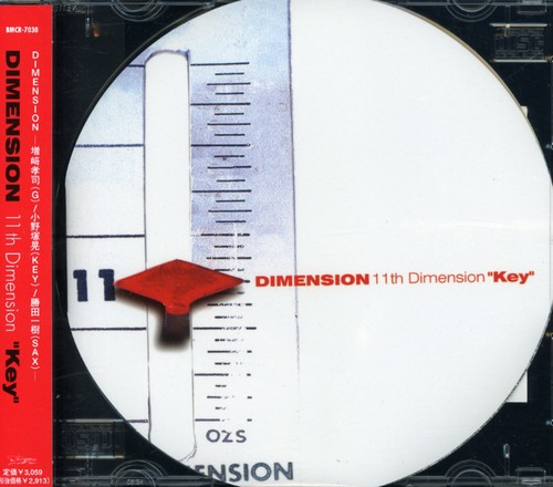 11th Dimension-Key [Import]