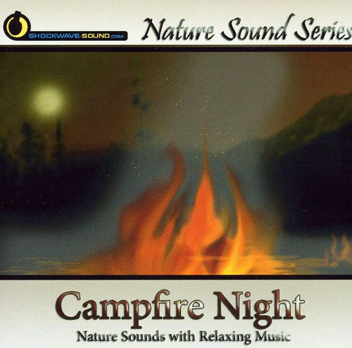 Campfire Night (With Relaxing Music)