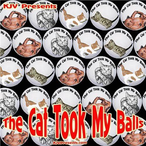 Kjv Presents - Cat Took My Balls