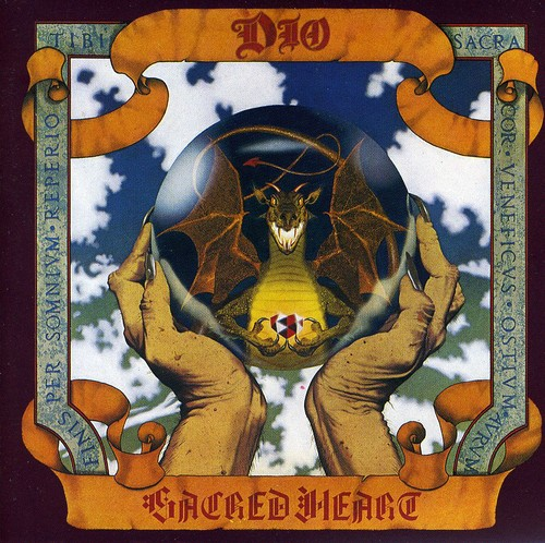 Dio - Sacred Heart [Import]