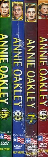 Annie Oakley: Volumes 6-9