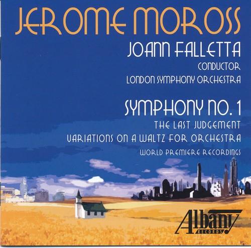 Jerome Moross: Symphony 1