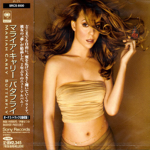 Mariah Carey-Butterfly (14 Tracks)