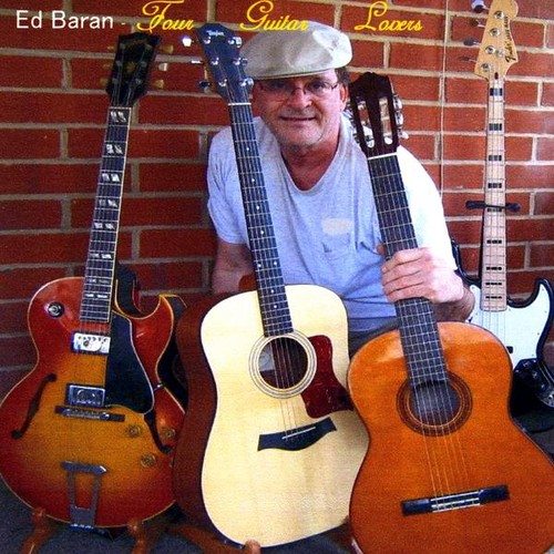 Four Guitar Lovers