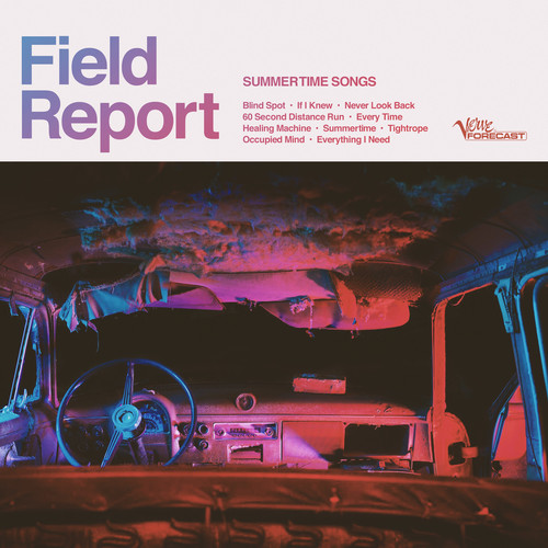 Field Report - Summertime Songs [LP]