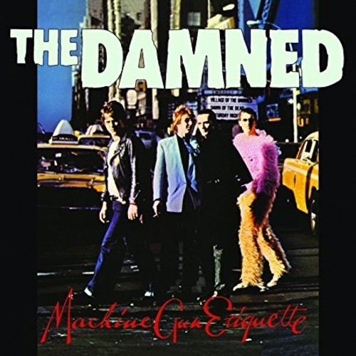The Damned - Machine Gun Etiquette [LP]
