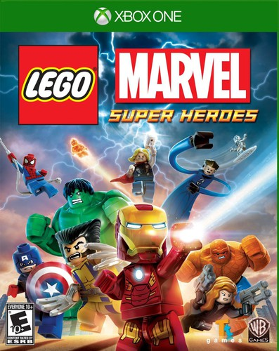 Xbox One - Lego: Marvel Super Heroes