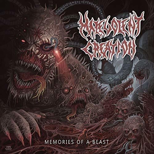 Malevolent Creation - Memories Of A Beast [LP]