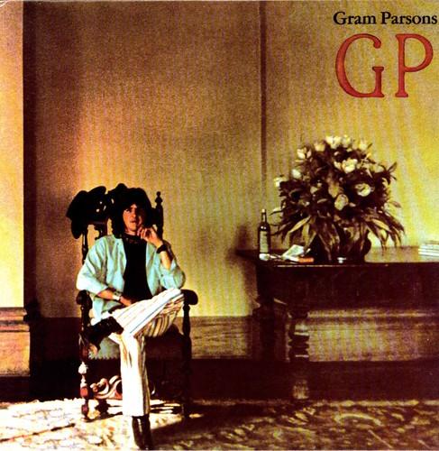 Gram Parsons - GP [LP]