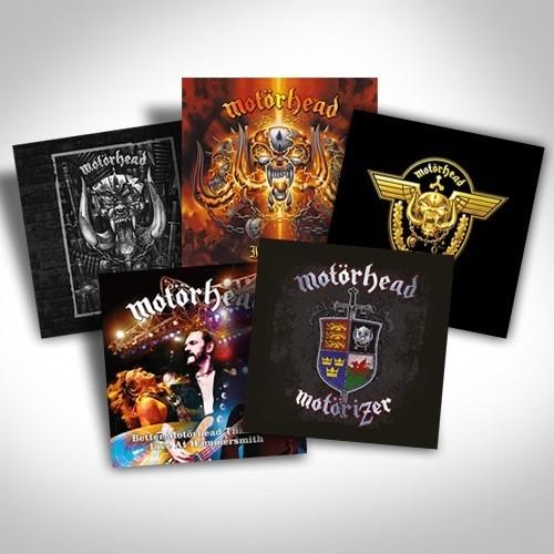 Motorhead Vinyl Bundle 2