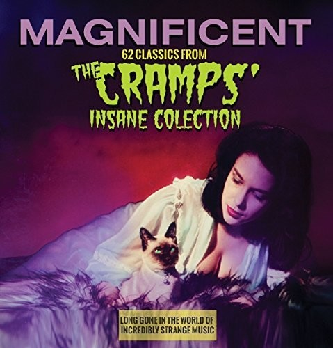 Magnificent: 62 Classics From The Cramps Insane Collection [Import]