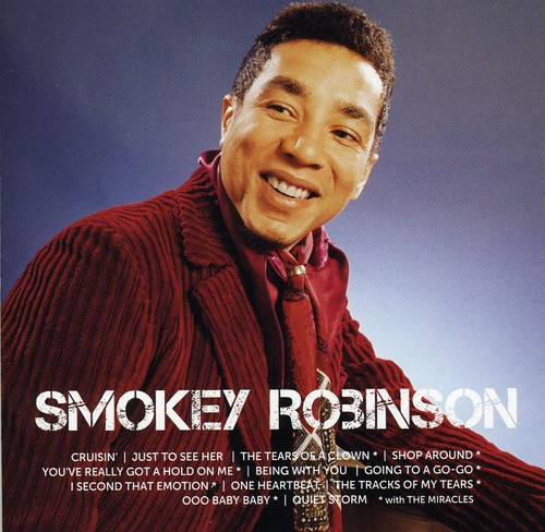 Smokey Robinson-Icon