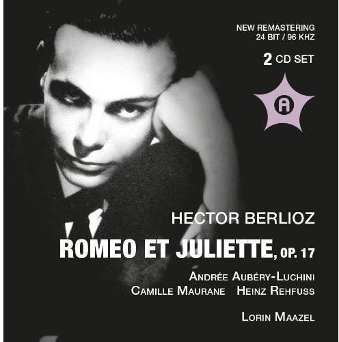 Romeo Et Juliette Op 17