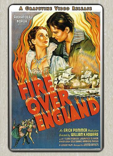 Fire Over England (1937)