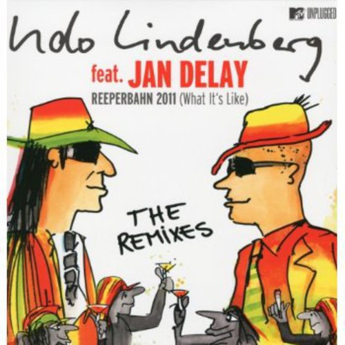 Reeperbahn 2011 What It's Like-The Remixes [Import]