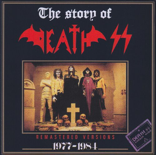 Death SS - Story of Death SS 77-84