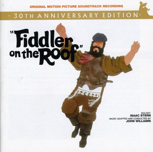 Various Artists-Fiddler on the Roof (30th Anniversary Edition) (Original Soundtrack)