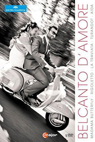 Belcanto Amore Italian Operas