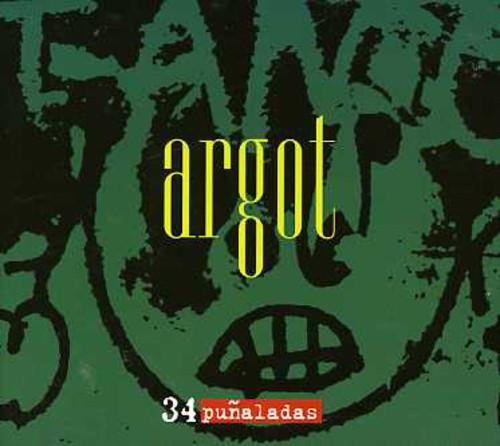 Argot: 34 Punaladas