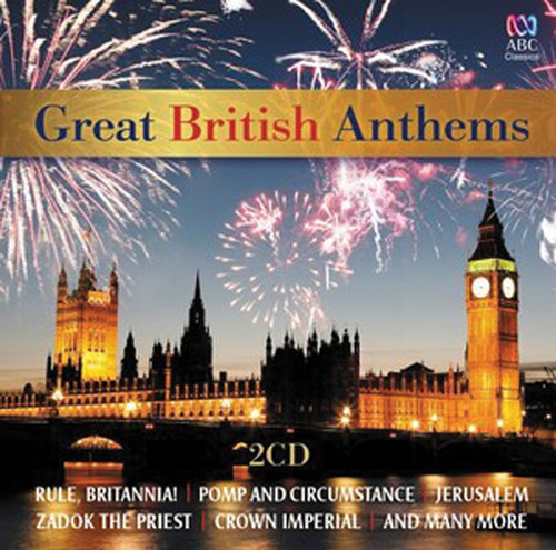 Great British Anthems /  Various