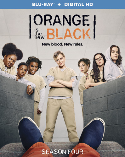 Orange Is The New Black [TV Series] - Orange Is The New Black: Season Four