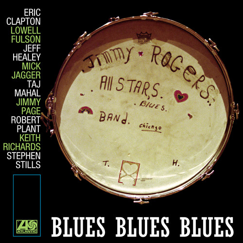 Jimmy Rogers - Blues Blues Blues [SYEOR Exclusive 2019 2LP]