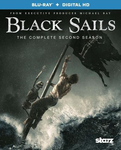 Black Sails: The Complete Second Season