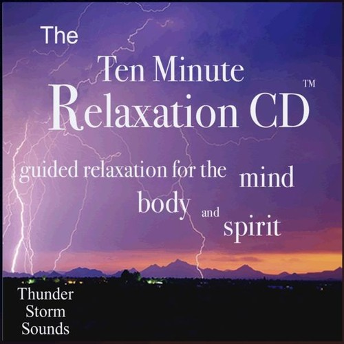 Ten Minute Relaxation: Stormy Thunder Sounds