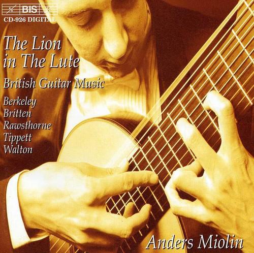 Anders Miolin - Walton / Rawsthorne / Berkeley / Tippett / Britten: British Guitar Music