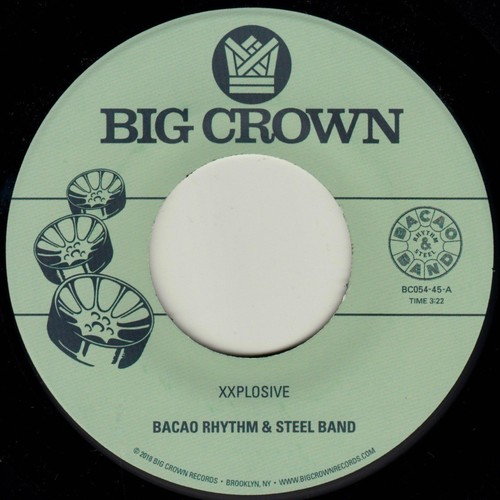 Bacao Rhythm & Steel Band - Xxplosive / Burn