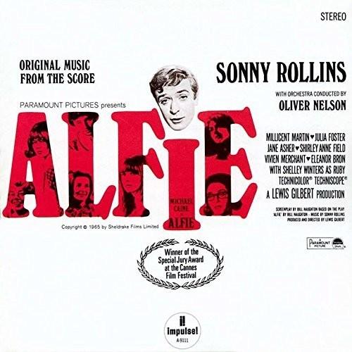 Sonny Rollins - Alfie (Shm) (Jpn)