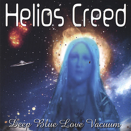 Deep Blue Love Vacuum