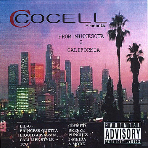 Cocell Presents from Minnesota to California